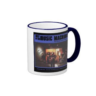 Music Machine: Best of the Music Machine Ringer Coffee Mug