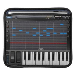 Music Machine iPad Sleeve