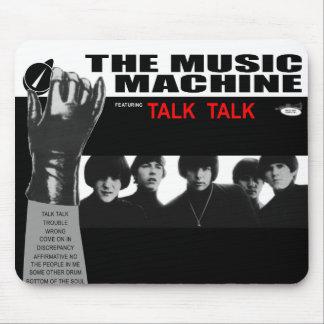 Music Machine Turn On Mousepads