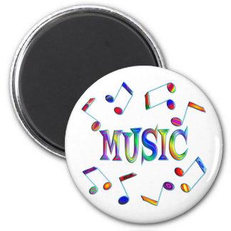 Music Refrigerator Magnet