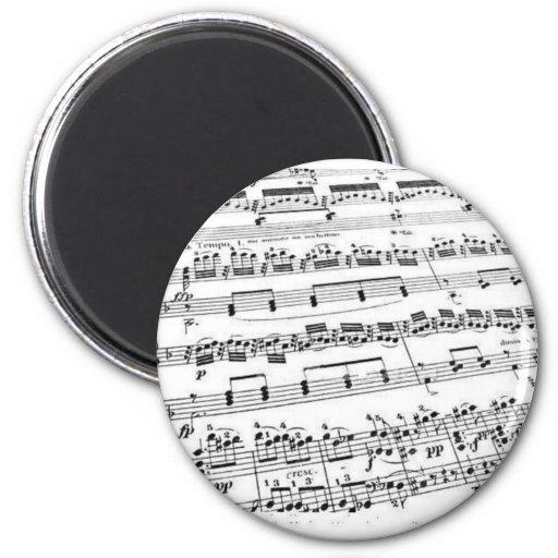 Music Major/Student/Teacher Refrigerator Magnets