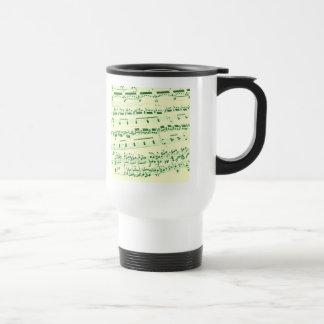 Music Major/Student/Teacher Stainless Steel Travel Mug