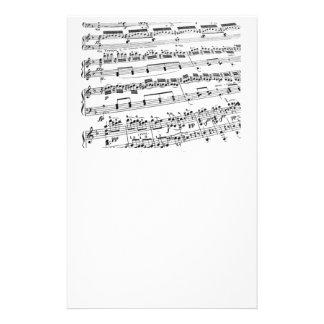 Music Major/Student/Teacher Stationery