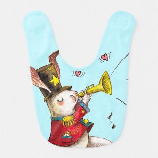 Music Maker! Rabbit Bibs