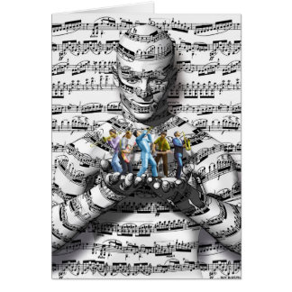 Music Man Card