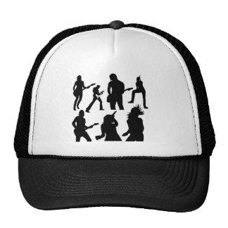 Music, Man Hat