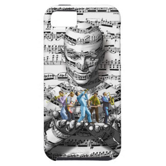Music Man iPhone 5 Case