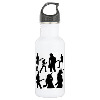 Music, Man 532 Ml Water Bottle