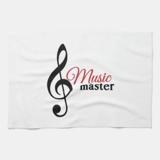 Music Master Tea Towel