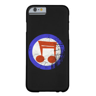 Music Mod Barely There iPhone 6 Case