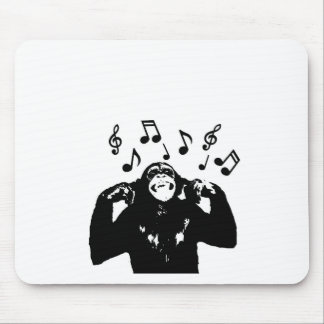 music monkeymonkey mouse mat