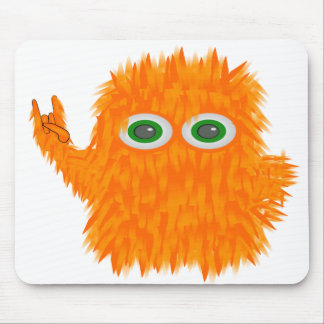 Music Monster Mouse Pad