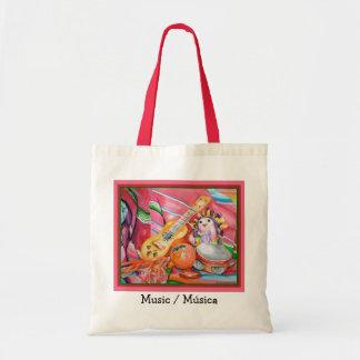 Music/Música Bag