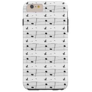 Music Musical Notes Musicians Design CricketDiane Tough iPhone 6 Plus Case