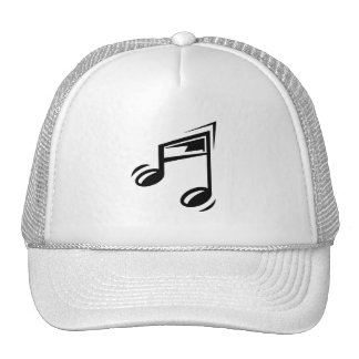 Music Note Cap