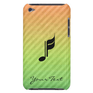Music Note Barely There iPod Cover