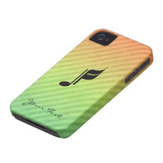 Music Note Case-Mate iPhone 4 Case