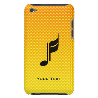Music Note Barely There iPod Case