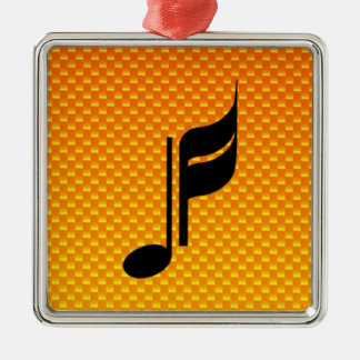 Music Note Christmas Ornaments