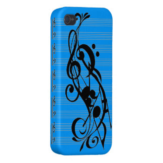 music note phone case iPhone 4/4S cases