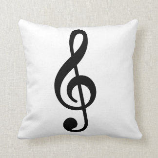 Music Note pillow for Teens