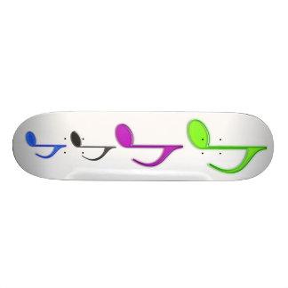 Music Note Skateboard Deck