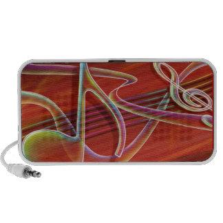 Music Note Speaker