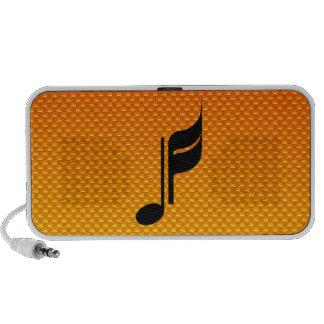 Music Note PC Speakers