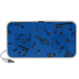music note speakers