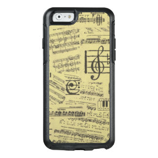 Music Note & Symbol Otterbox Iphone 6/6s OtterBox iPhone 6/6s Case