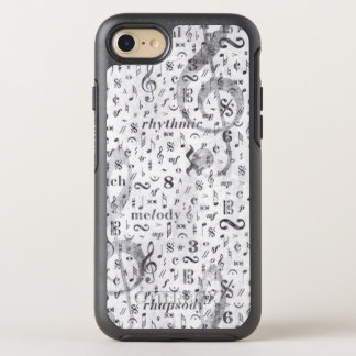 music Note & Symbol Otterbox Iphone 6/6s OtterBox Symmetry iPhone 7 Case