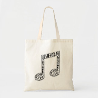 Music Note Tote