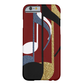 music notes graphic-design barely there iPhone 6 case