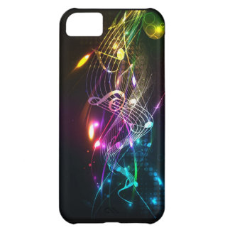 Music Notes in Color for Music-lovers iPhone 5C Case