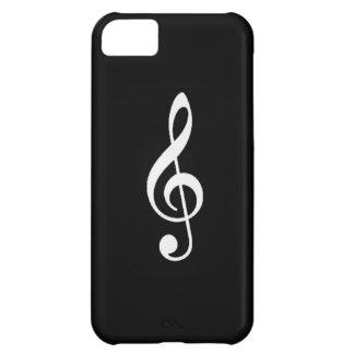 music notes iPhone 5C case