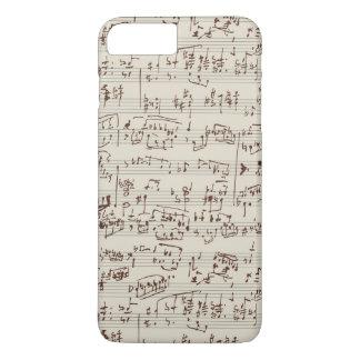 Music notes iPhone 8 plus/7 plus case