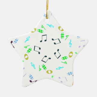 music notes png christmas ornaments
