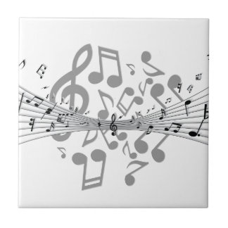 Music Notes Tile