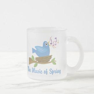 Music of Spring Mug