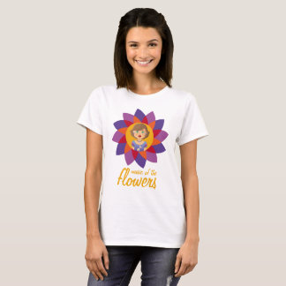 Music of the flowers T-Shirt