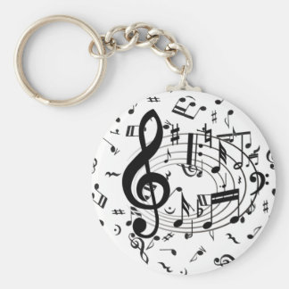 Music of the heart_ key ring
