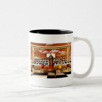 Music Paintings Mug