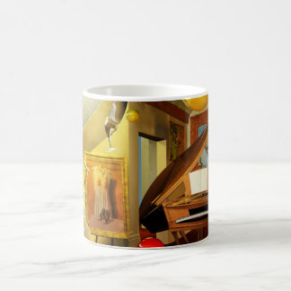 Music Paintings Coffee Mug