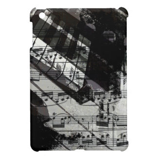 music, piano decor (10) iPad mini case