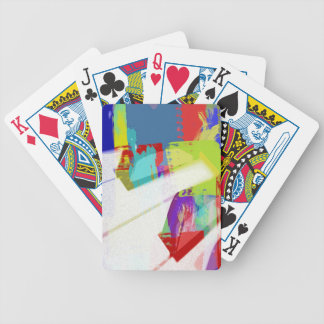 music, piano decor (18) bicycle playing cards