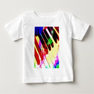 music, piano decor (21) baby T-Shirt