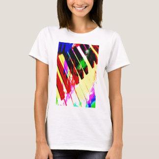 music, piano decor (21) T-Shirt