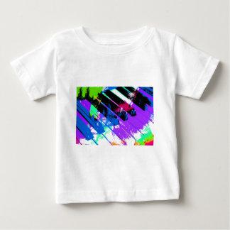 music, piano decor (22) baby T-Shirt