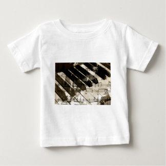 music, piano decor (2).jpg baby T-Shirt