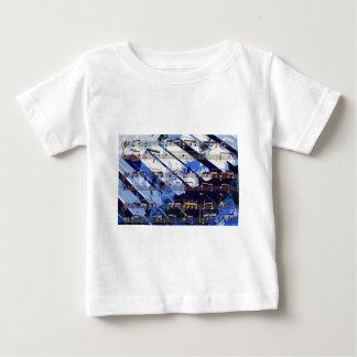 music, piano decor (3) baby T-Shirt